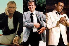 """Às vezes, quando tenho uma decisão para tomar, paro por um minuto e faço a seguinte reflexão: """"O que James Bond faria no meu lugar?"""" Isso já me ajudou a ch"""