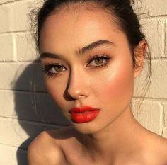 Makeup Inspo Makeup Inspo – Das schönste Make-up Makeup Goals, Makeup Tips, Beauty Makeup, Hair Beauty, Makeup Ideas, Beauty Style, Makeup Hacks, Makeup Tutorials, Make Up Looks
