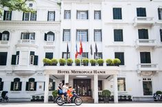 The Sofitel Metropole Hanoi is Hanoi's premier 5-star hotel. Great location, beautiful rooms & history, it's the place to stay in Hanoi! Read my review here