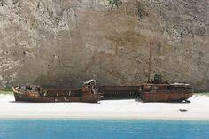 "Le ""MV Panagiotis"", de la contrebande àlacrique"