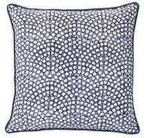 Tangiers, Indigo cushion. 50x50cm. #linenandmoore #indigo #love #inspiration #decor
