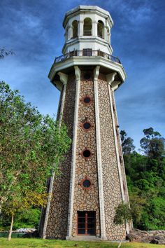 Telaga Harbour Lighthouse, Langkawi Island, Malaysia by Putrajaya, Kuala Lumpur, Port Isabel, Harbor Lights, South Padre Island, Beacon Of Light, Light Of The World, Water Tower, Le Moulin