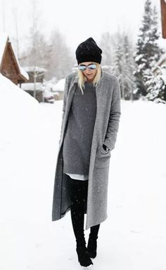 Winter chic :)