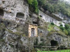 Ancient cave site in the Dorgonne