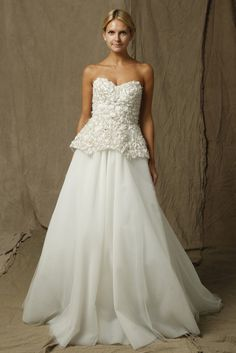 Lela Rose Bridal Fall 2013, Wow, I love this in every aspect!!!!!