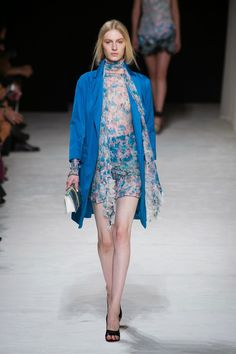 Fashion Show: Nina Ricci Spring/Summer 2014