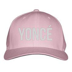 Beyonce Embroidered Baseball Cap