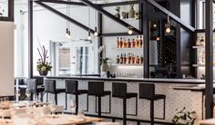 At Hvor, Chef S'Arto Chartier-Otis Has a Stunning New Griffintown Home