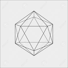 Image result for triangle geometric tattoo