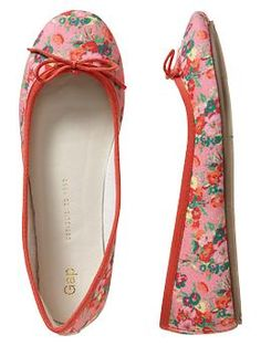 Novelty ballet flats | Gap
