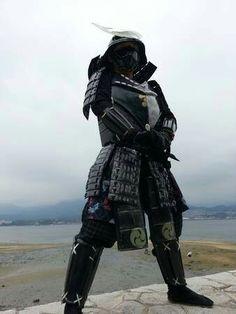 Japanese Warrior, Japanese Sword, Viewtiful Joe, Ninja, Samurai Clothing, Combat Suit, Samurai Artwork, Samurai Tattoo, Samurai Warrior