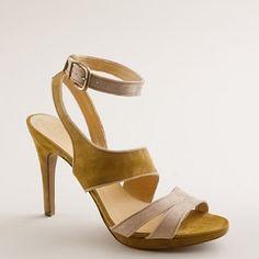 Odeon high-heel sandals