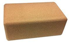 Cork Yoga Block - Standard - Jelinek Cork Group