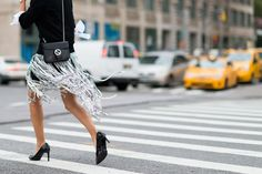m8 coolhunter: Tendencias street style #NYFW. Parte 3: no te olvi...