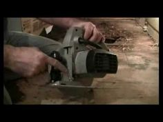 How to Cut Subflooring With A Circular Saw, Skill Saw. (how to use a circular saw)