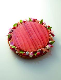 Fantastik rhubarbe vanille de Christophe Michalak. Vous allez en tomber amoureux