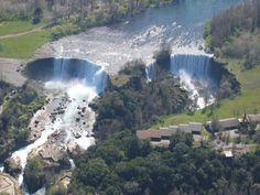 Laja Falls, Chile - Air Terjun Indah di Dunia II   Sangat Aneh