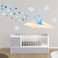 Baby Bedroom, Kids Bedroom, Bedroom Ideas, Princess Room, Ideas Geniales, Painting For Kids, Baby Decor, Baby Gifts, Toddler Bed