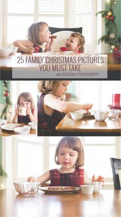 25 Family Christmas Pictures You Must Take | Bethadilly Photography