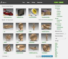 25 Websites To Download Free STL Models For 3D Printers
