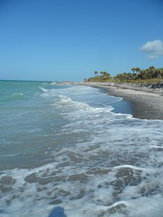 Caspersen Beach, Venice Florida