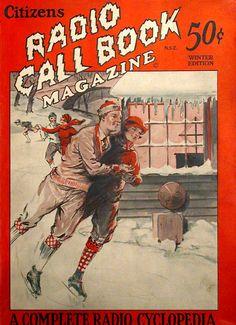 Citizens's Radio Call Book, January, 1928.