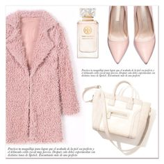 """""""Rose Style"""" by lucky-1990 ❤ liked on Polyvore featuring Tory Burch"""