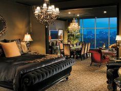 Hotel Zaza, bedroom, Houston, Texas