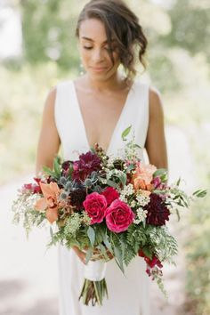 Maroon Wedding, Floral Wedding, Wedding Bouquets, Wedding Flowers, Wedding Dresses, Brunch Wedding, Wedding Menu, Wedding Album, Our Wedding