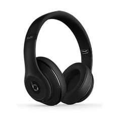 Beats Studio Wireless Over-Ear Headphone (Matte Black) A costly Bluetooth earphone with premium audio. The Good: The Beats Studio Wireless is a really comfy over-the-ear cordless head… Beats Studio Headphones, Best In Ear Headphones, Running Headphones, Noise Cancelling Headphones, Bluetooth Headphones, Sports Headphones, Wireless Headset, Ipod, Bose