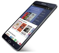 Samsung will build Nook software into Samsung Galaxy Tab 4 tablets and sell them in Barnes & Noble retailers as Samsung Galaxy Tab 4 Nooks. Cool Technology, Computer Technology, Technology Gadgets, Tech Gadgets, Best Android Tablet, Small Business Software, Facetime, Nooks, Smartphone