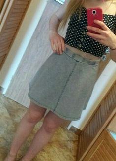 Kup mój przedmiot na #vintedpl http://www.vinted.pl/damska-odziez/spodnice/16852939-spodniczka-rozkloszowana-reserved-yfl-36-na-gumce-bawelna-a-la-jeans