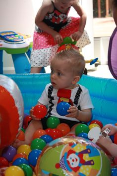 """Photo 10 of 183: Mickey Mouse Clubhouse / Birthday """"Hudson's First Birthday"""" 