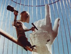 """the hand"" jiri trnka  source: kratny film prague"