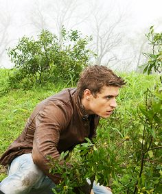 Max Irons as Jared Howe in The Host