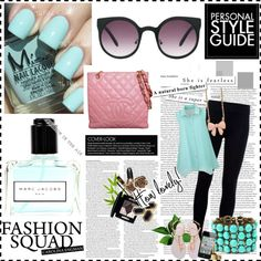 """""""Pastels"""" by btowngirl16 on Polyvore"""