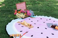 Picnics just became infinitely more delightful with the advent of the watermelon... Read more »
