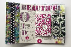 Exploring Magenta Journal by Valerie Sjodin