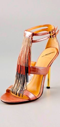 Brian Atwood shoes. Pinned on behalf of Pink Pad, the women's health mobile app with the built-in community