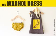 the Warhol Dress | MADE