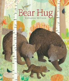 WIN IT! Five Project Nursery readers will win a hardcover copy of Bear Hug.