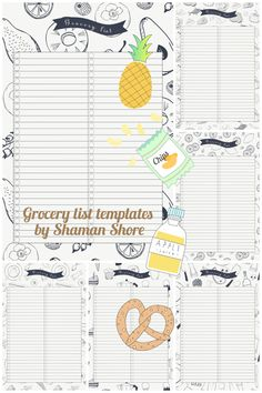 Daily Meal Planner Pdf A Meal Planning Download Meal Plan