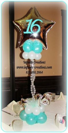 star centerpieces - Google Search