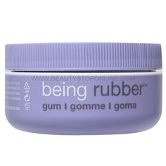 Rusk Being Rubber Gum - Beauty Stop Online Styling Products, Good Things, Day, Stuff To Buy, Beauty