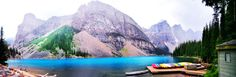 Moraine Lake, Canada Moraine Lake, Our World, Beautiful World, This Is Us, Canada, Earth, Architecture, Nature, Photography