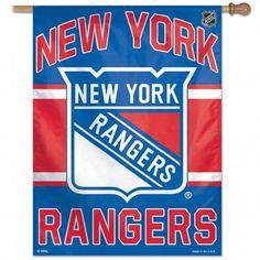 """New York Rangers 27""""""""x37"""""""" Banner Z157-3208501523"""