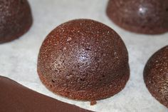 La Cuisine de Bernard: Le Dôme au chocolat moelleux