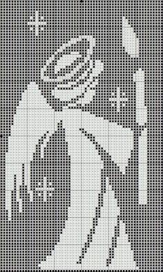 Karen Ebling's media statistics and analytics Stitch And Angel, Cross Stitch Angels, Cross Stitch Baby, Filet Crochet, Crochet Cross, Cross Stitch Designs, Cross Stitch Patterns, Crochet Patterns, Pot Pourri