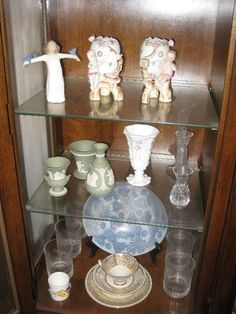 Found on EstateSales.NET: Misc pretties, including wedgewood