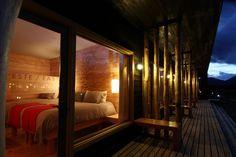 Refugio en la Patagonia / Cooprogetti Arquitectos